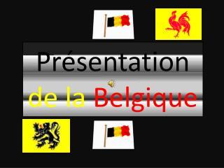 Présentation  de la  Belgique