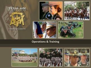 Operations & Training