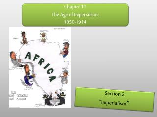 Chapter 11 The Age of Imperialism: 1850-1914
