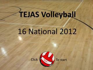 TEJAS Volleyball