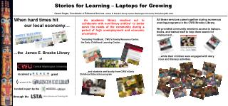 Stories for Learning – Laptops for Growing
