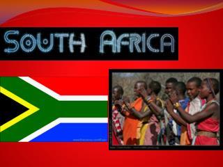 Q. South Africa's national symbols