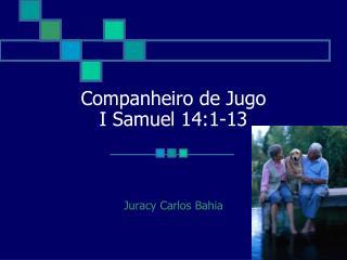Companheiro de Jugo I Samuel 14:1-13