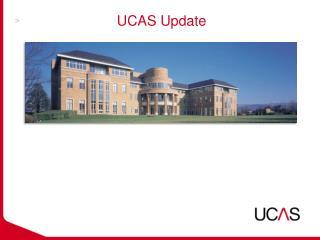 UCAS Update