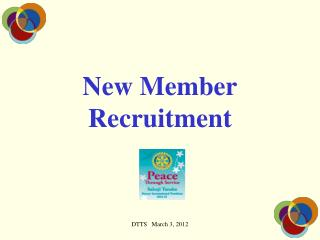 New Member Recruitment