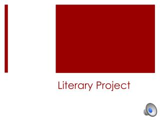 Literary Project
