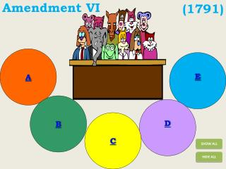 Amendment VI