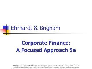 Ehrhardt & Brigham