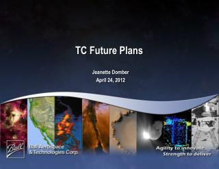 TC Future Plans