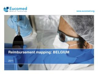 Reimbursement mapping:  BELGIUM