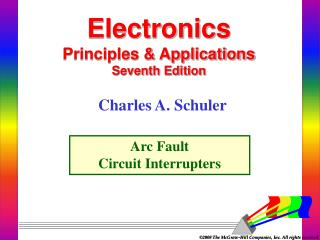 Electronics  Principles  Applications Seventh Edition
