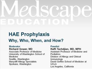 HAE Prophylaxis