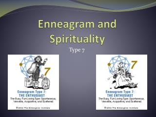Enneagram  and  Spirituality