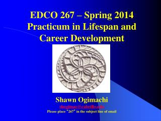 Shawn Ogimachi 267 Instructor Career and Educational Counselor shogimac@cabrillo