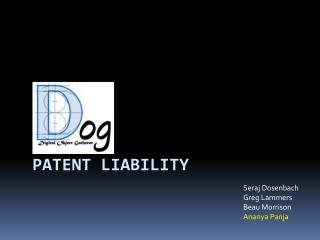 Patent Liability
