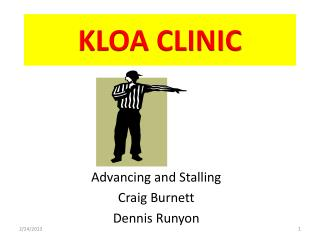 KLOA CLINIC