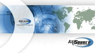 AxiSource ~ Expand Your  Brand!