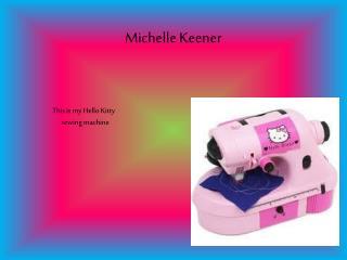 Michelle Keener