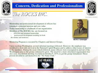 The ROCKS INC.