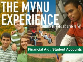 Financial Aid / Student Accounts