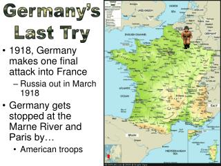Germany's Last Try