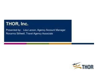THOR, Inc.