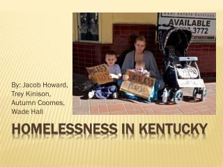 Homelessness in Kentucky