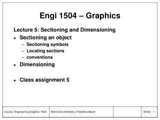 Engi 1504   Graphics