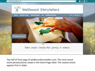 Wellboundstorytellers Headlines, photos & story  s amples: Plus-sized  Zumba  instructor