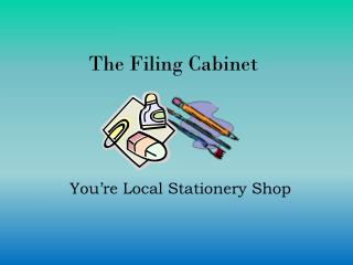 The Filing Cabinet