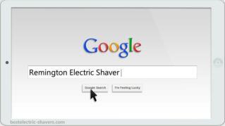 ppt 37384 Remington Electric Shaver