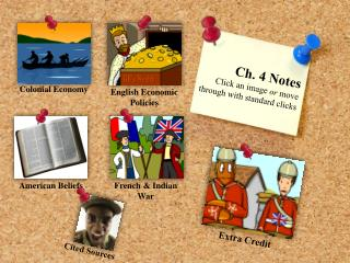 Ch. 4 Notes Click an image  or  move through with standard clicks