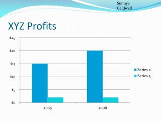 XYZ Profits
