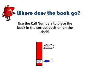 Where does the book go?