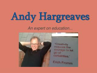 Andy Hargreaves