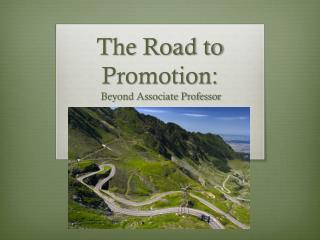 The Road to Promotion: