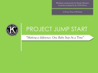 PROJECT JUMP START