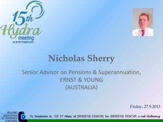 Nicholas Sherry