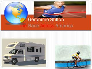 Geronimo Stilton The  Race Across  America