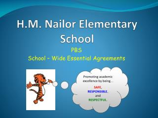 H.M.  Nailor  Elementary School