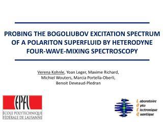 Introduction strong coupling: polaritons  sample