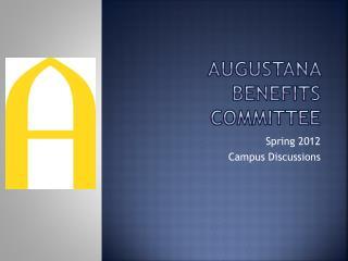 Augustana Benefits Committee