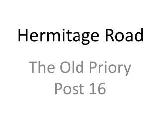 Hermitage Road