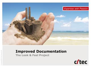 Improved  Documentation