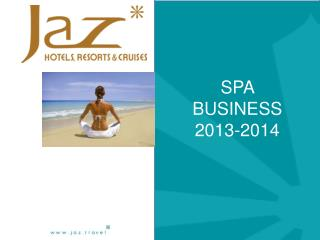 SPA BUSINESS 2013-2014