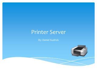 Printer Server
