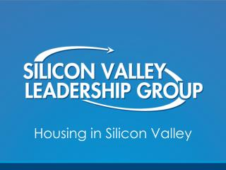 Housing in Silicon Valley