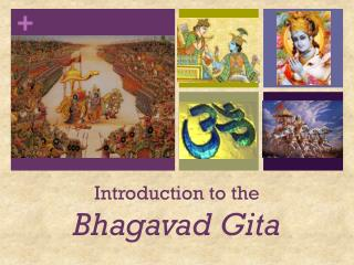 Introduction to the  Bhagavad Gita