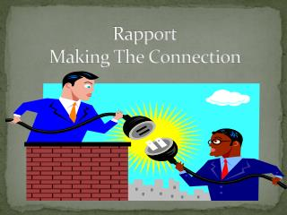 Rapport Making The Connection