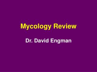 Mycology Review